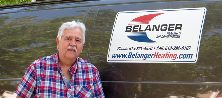 belanger heating air conditioning