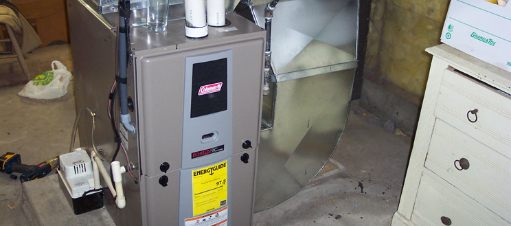 furnace installation ottawa
